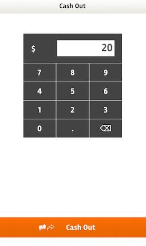 posBoss Cash Out Calculator