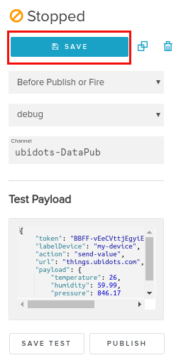 Test Payload