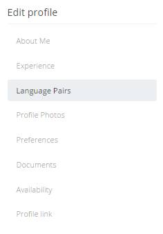 image - How to add language pairs?